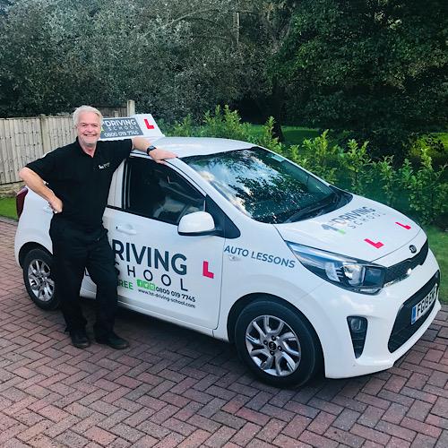 Driving Instructor: Mark Reveley