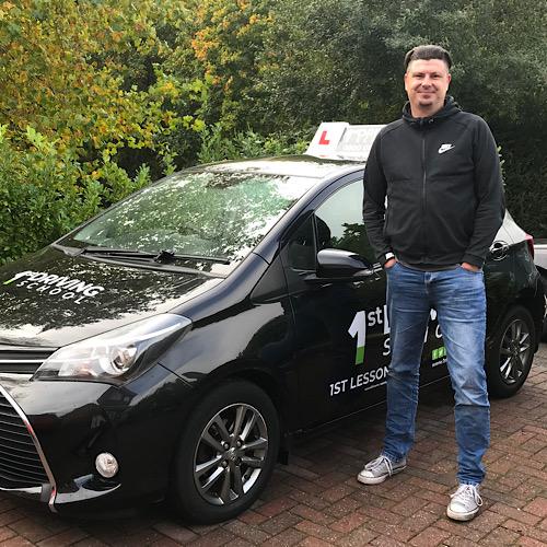 Driving Instructor: Stuart Nelson