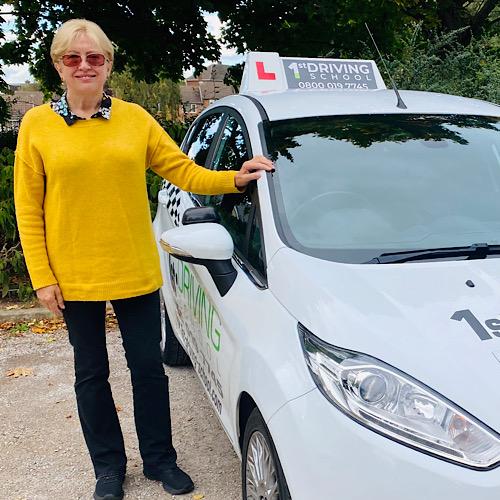 Driving Instructor: Christine Parker