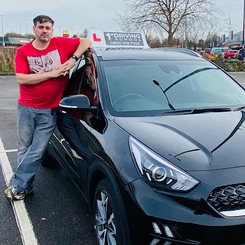 Driving Instructor: Tim Hughes