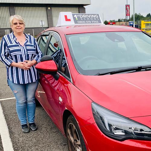 Driving Instructor: Lynn Littlewood