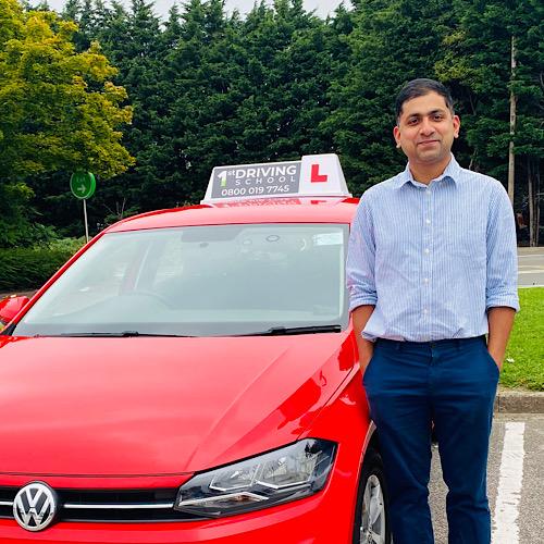 Driving Instructor: Ajith Kalarikkal